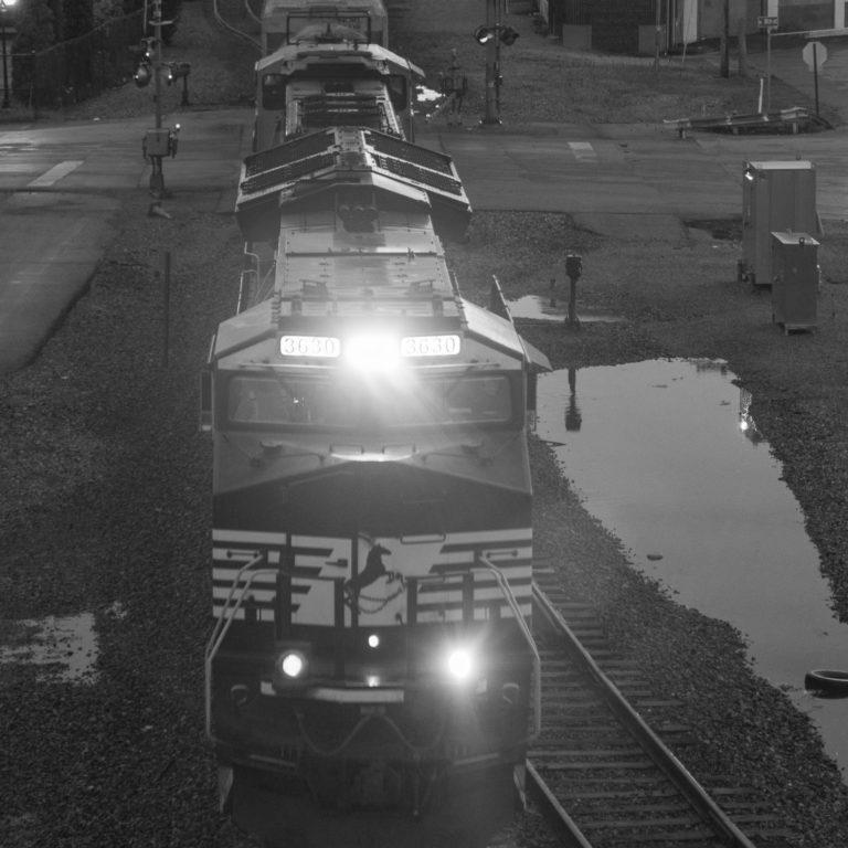 Richmond, Indiana Train